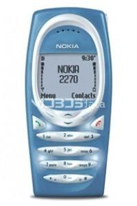 NOKIA 2270 specs