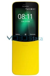 NOKIA 8110 4G specs
