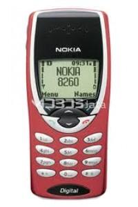 NOKIA 8260 specs