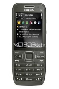 NOKIA E52 specs