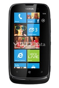 NOKIA LUMIA 610 NFC specs