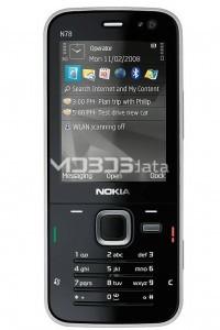 NOKIA N78 specs
