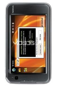 NOKIA N810 WIMAX specs
