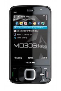 NOKIA N96 specs