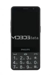 PHILIPS E266W specifikacije