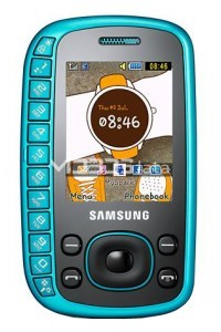 SAMSUNG CORBY MATE specs