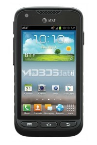SAMSUNG GALAXY RUGBY PRO specs