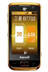 SAMSUNG GT-B7702 specs