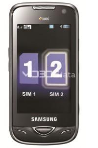 SAMSUNG GT-B7722I specs