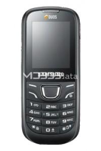 SAMSUNG GT-E1225 specs