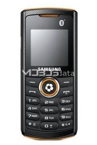 SAMSUNG GT-E2121 specs