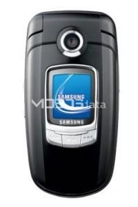 SAMSUNG SGH-E730 specs