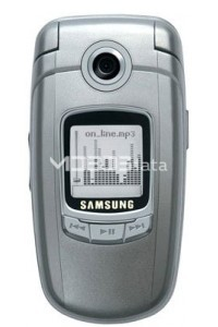 SAMSUNG SGH-E736 specs