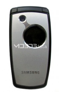 SAMSUNG SGH-E750 specs