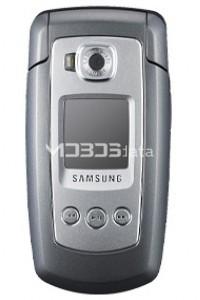 SAMSUNG SGH-E770 specs