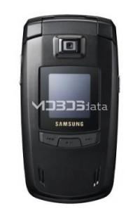 SAMSUNG SGH-E780 specs