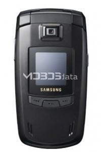 SAMSUNG SGH-E788 specs
