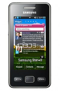 SAMSUNG STAR 2 DUOS specs