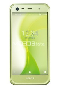 SHARP AQUOS PHONE XX3 MINI specs