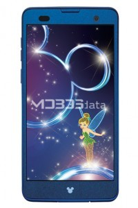 SHARP DISNEY MOBILE F-07E specs