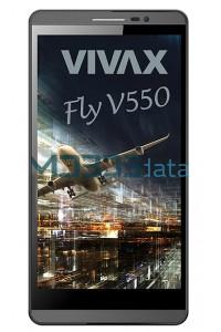 VIVAX FLY V550 specs