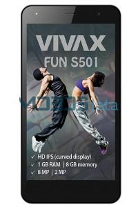 VIVAX FUN S501 specs