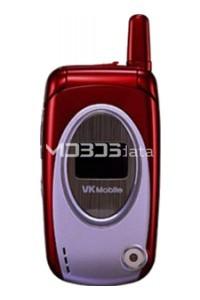 Vk mobile vk207i full specifications