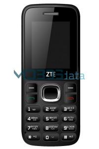 ZTE R550 specs