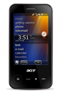 ACER NEOTOUCH P300 specs