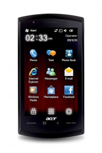 ACER NEOTOUCH S200 specs