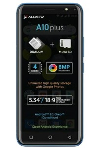 ALLVIEW A10 PLUS specs