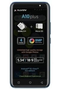 ALLVIEW A10 PLUS specifikacije