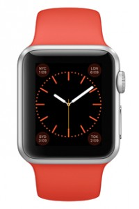 APPLE WATCH SPORT specs