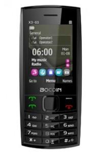 BOCOIN X3-03 specs
