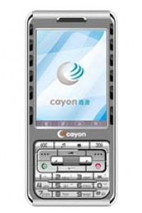 CAYON V123 specs