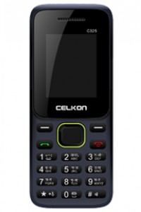 CELKON C325 specs