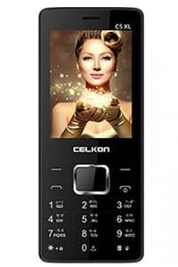 CELKON C5 XL specs