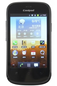 COOLPAD 5210 specifikacije