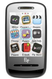 FLY E200 specs