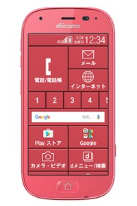 FUJITSU EASY SMARTPHONE 4 specs