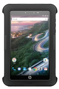 HP PRO 8 RUGGED TABLET specs