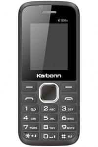 KARBONN K106S specs