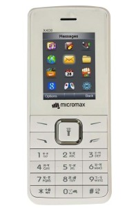 MICROMAX X408 specs