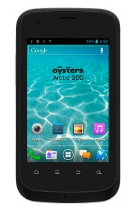 OYSTERS ARCTIC 200 specs