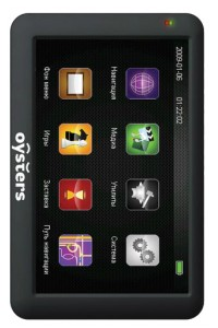 OYSTERS CHROM 2000 specs