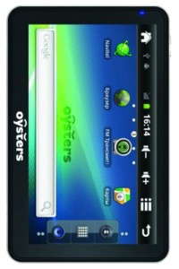 OYSTERS CHROM 5500 specs