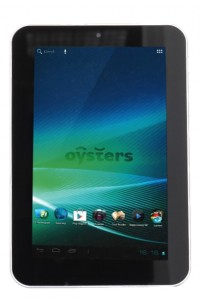 OYSTERS T7 3G specs