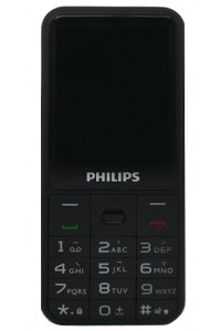 PHILIPS E152Y specifikacije