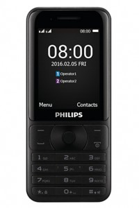 PHILIPS E181 specifikacije