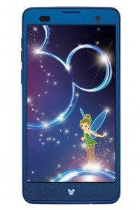 SHARP DISNEY MOBILE F-07E specifikacije